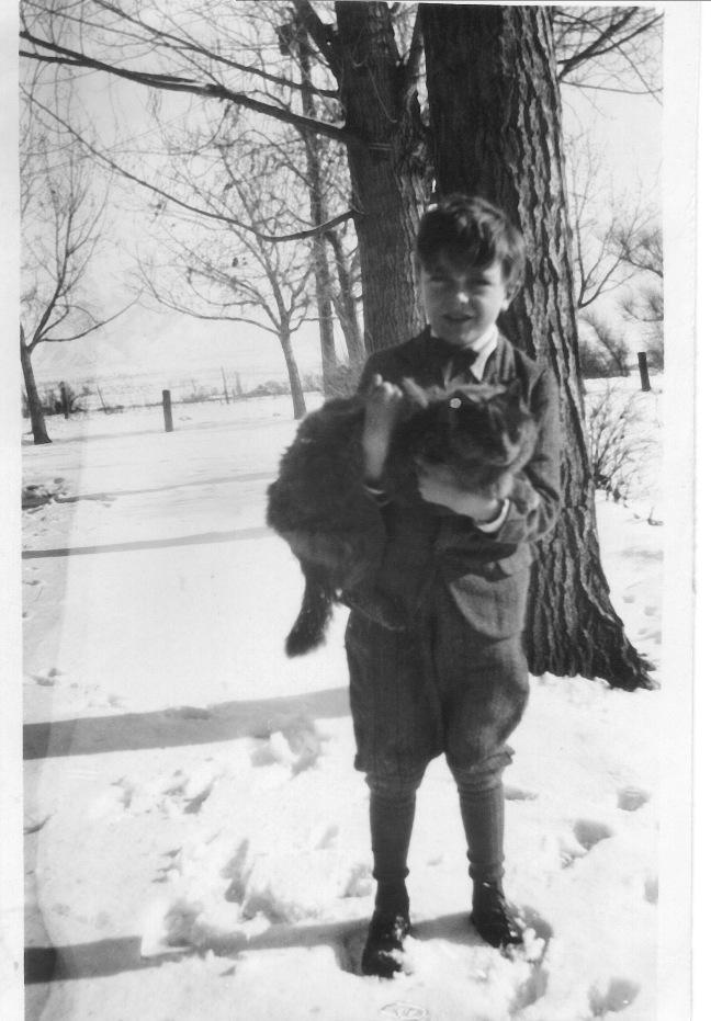 Calvin & Cat 1931