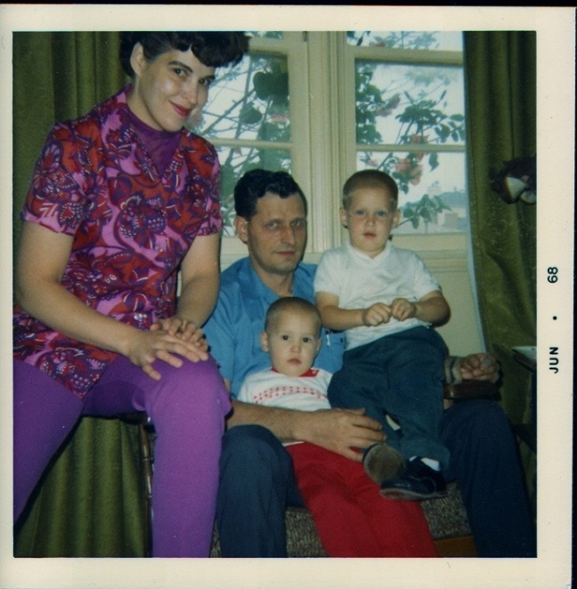 Ed, Virginia, Dan, Jim 68