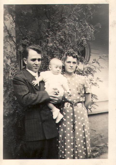 RG, Merle, Joan