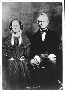 Samuel & Rebecca Garner Clark