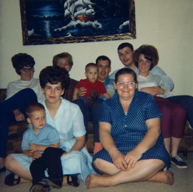 Weber Family 1968 copy